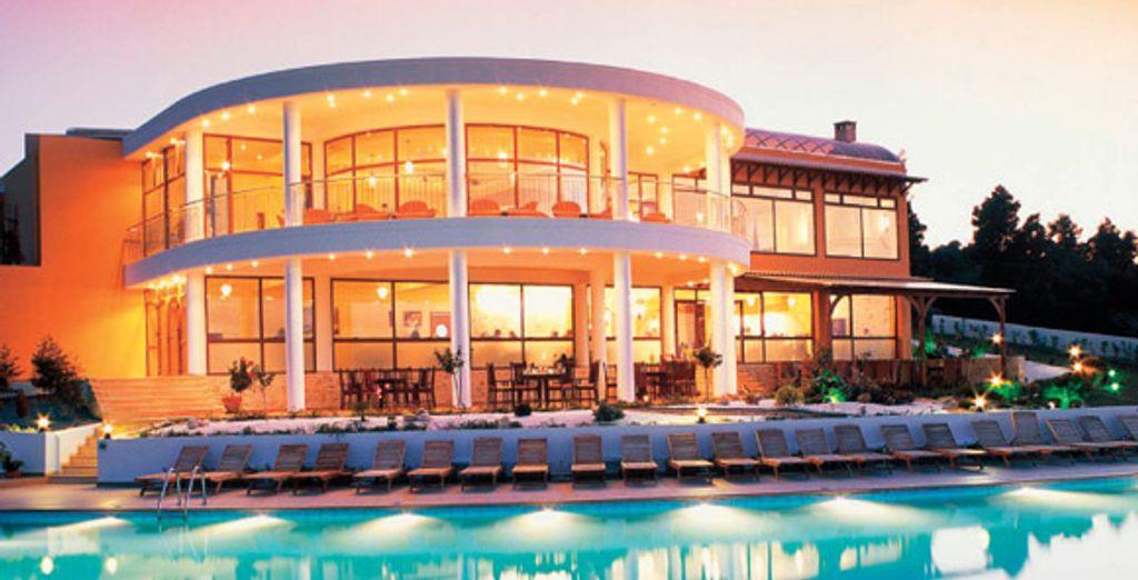 - Alia Palace Luxury Hotel and Villas***** - Greece - Halkidiki Halkidiki