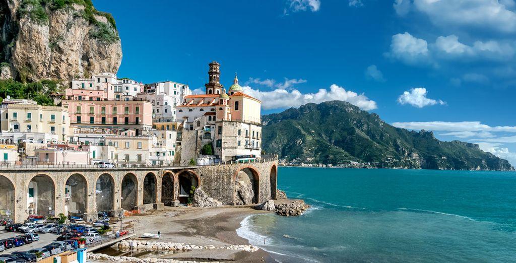 Fly Drive Amalfi Coast