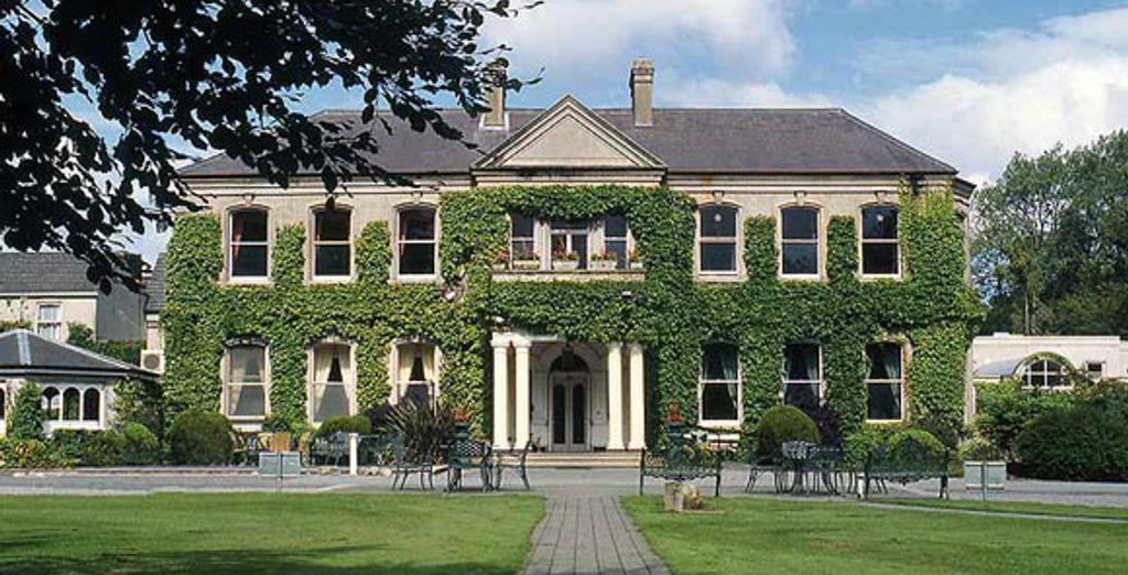 - Finnstown Country House Hotel*** - Dublin- Ireland Co. Dublin