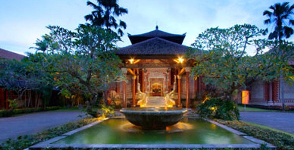 - Keraton Jimbaran Resort & Spa**** - Bali - Indonesia Bali