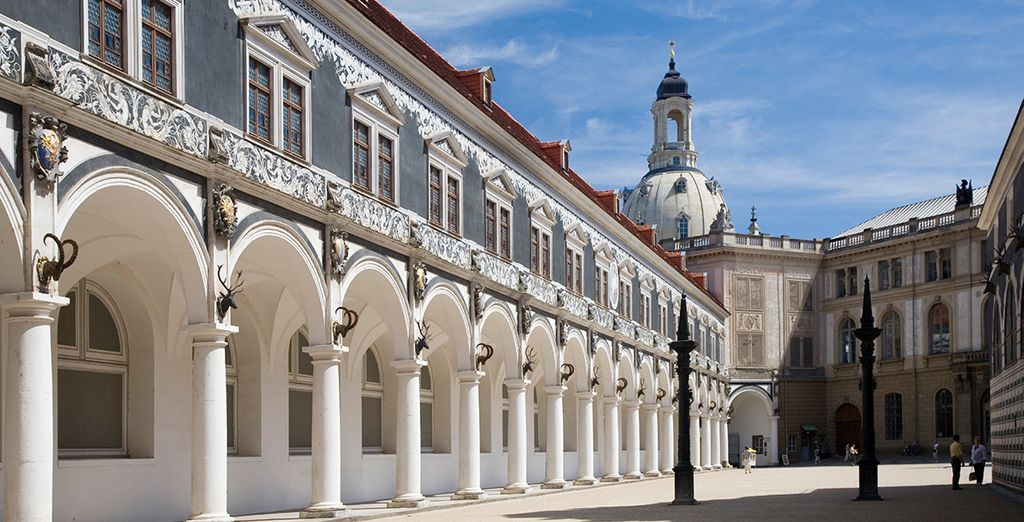 Set out to discover the numerous attractions of the old, baroque city centre