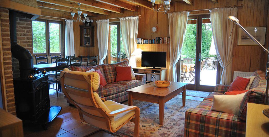 Or the 3-Bedroom Perigord Lodge