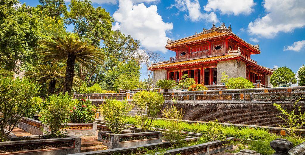 Vietnamese Sweetness Tour