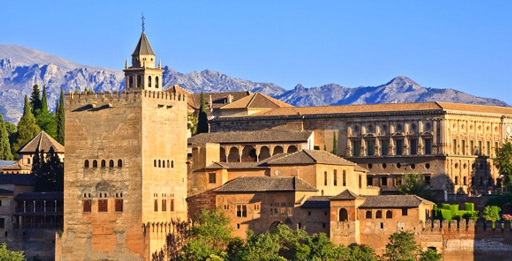 - MA Puerta de los Aljibes**** - Granada - Spain Granada