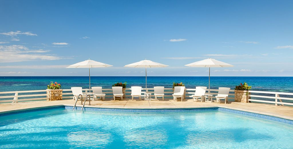 This adults only, ultra all inclusive hotel awaits - Couples Sans Souci Resort 5* Ocho Rios