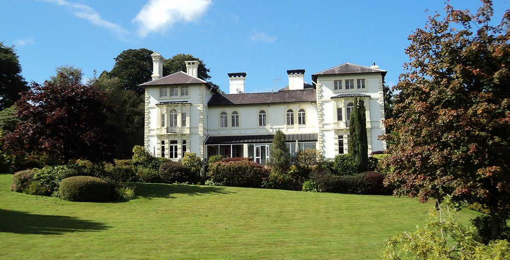 Falcondale Hotel 4* - hotel in Cardiff