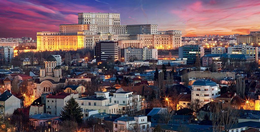 Bucharest holidays