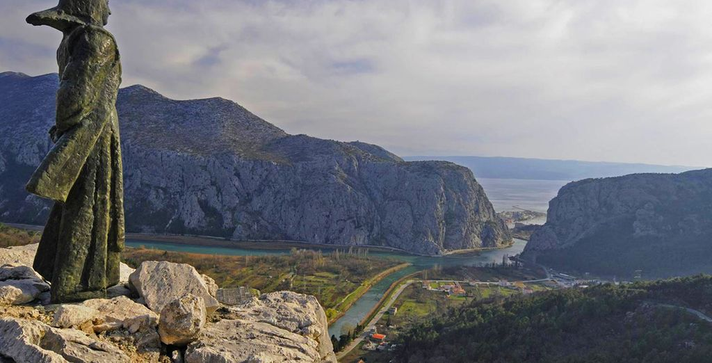 Opt for car hire and head out to experience more of Croatia's coast!
