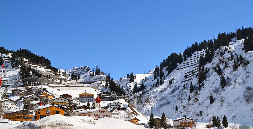 Best places to ski in january