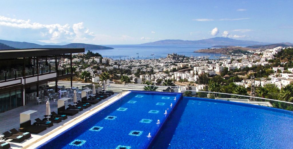 Head to Bodrum for a relaxing getaway
