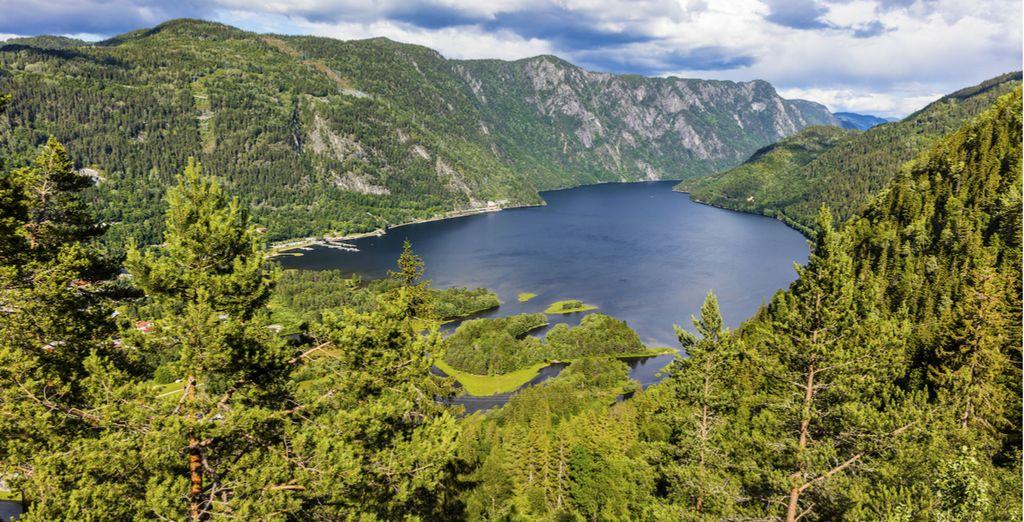 Beautiful Telemark