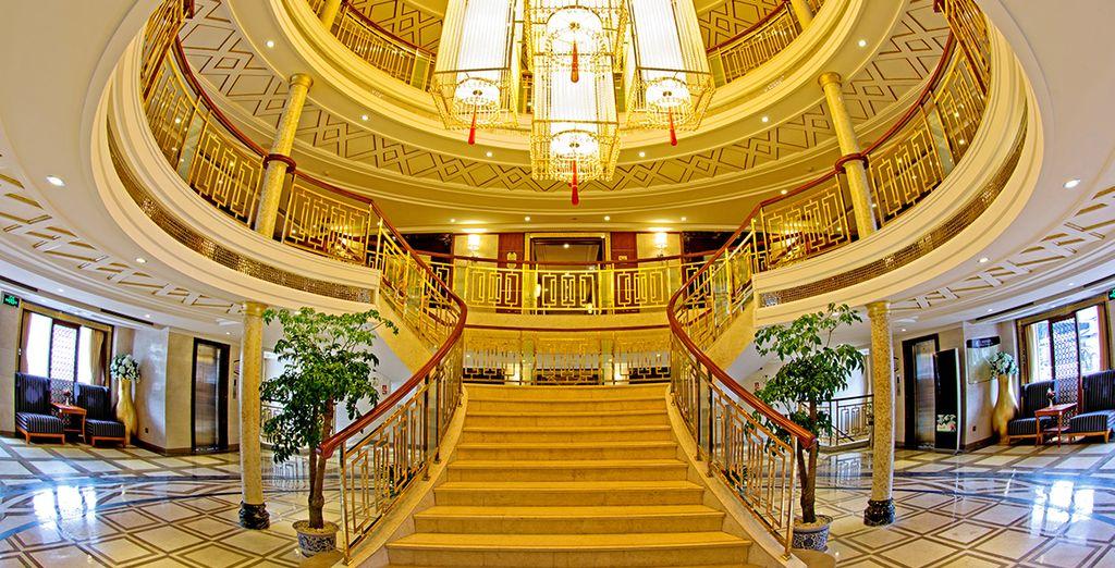 Booking Beijing hotels - cruises