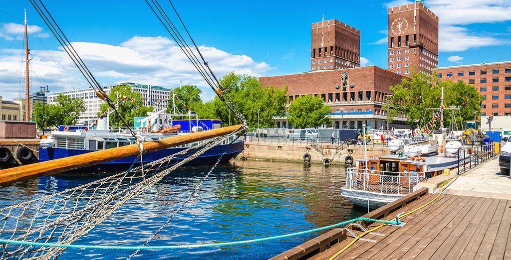 Explore the city of Oslo!