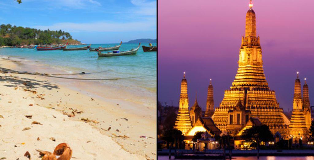 - Bangkok and Phuket City Centre**** - Thailand Bangkok & Phuket