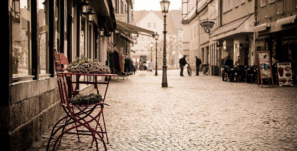 Moments from Paris' romantic Latin Quarter