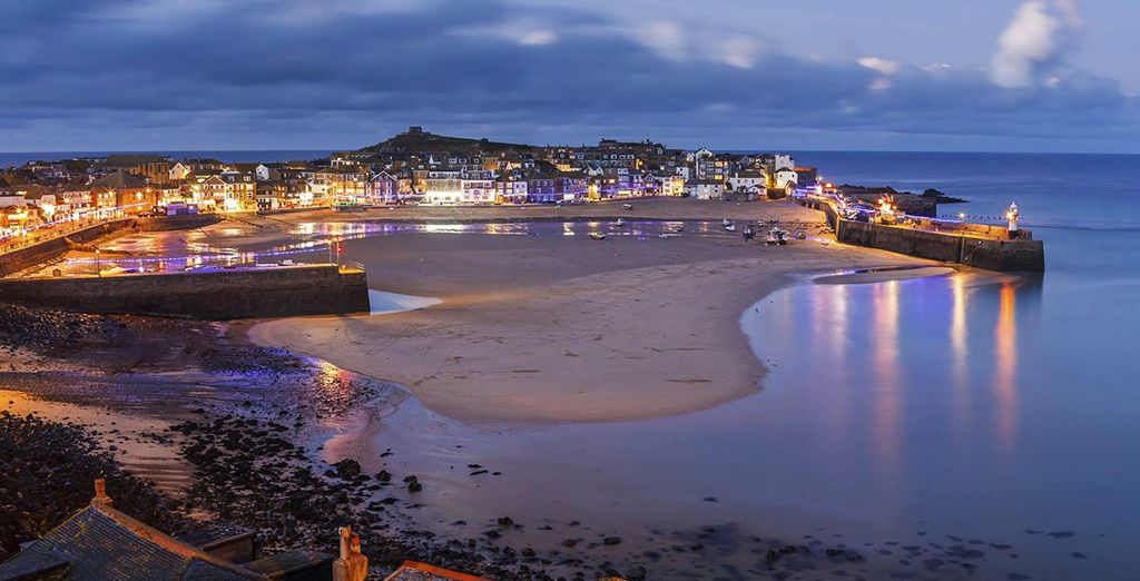 Discover the picturesque destination of St Ives - St Ives Harbour Hotel & Spa 4* Cornwall