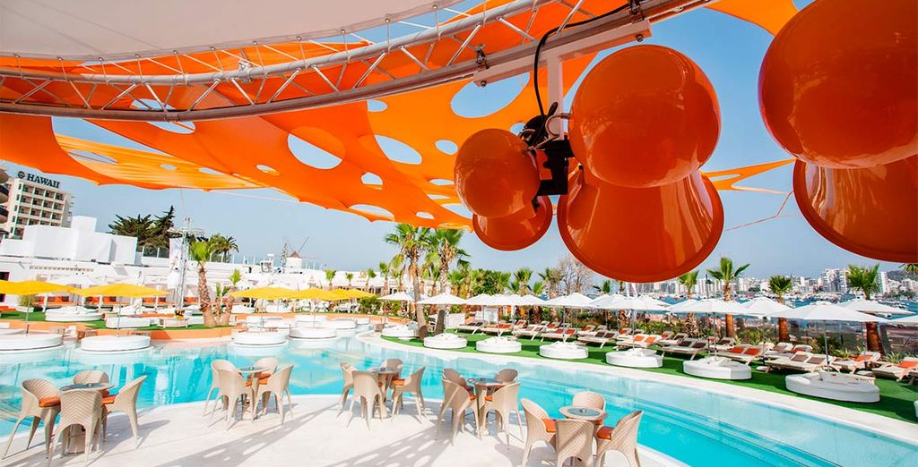 Ibiza boasts beautiful beaches and a pulsating atmosphere