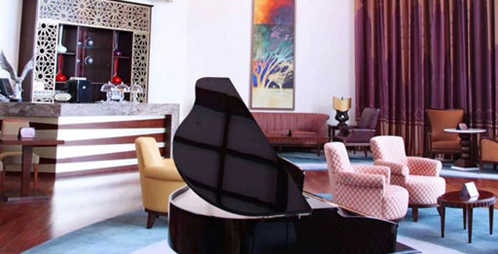 Dhofar Piano Lounge