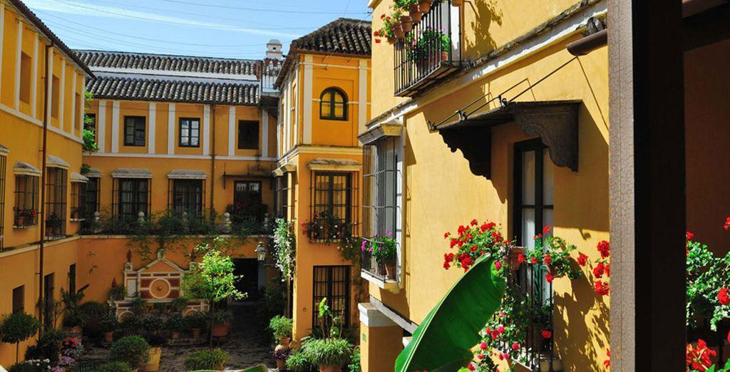 Stay at the 4* Las Casas de la Juderia