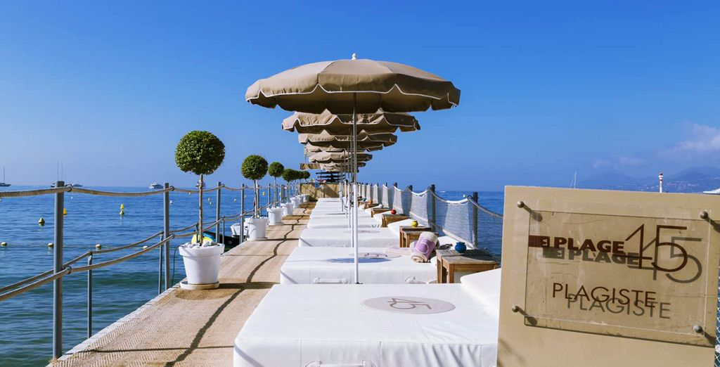 Indulge in the finer side of life - Grand Hotel Cannes 5* Cannes