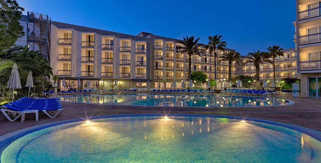 H10 Playas de Mallorca 4* - luxurious hotel at the last minute