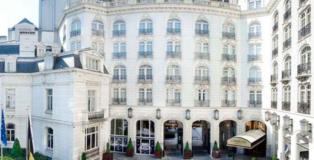 -  Hotel Conrad***** - Brussels - Belgium Brussels