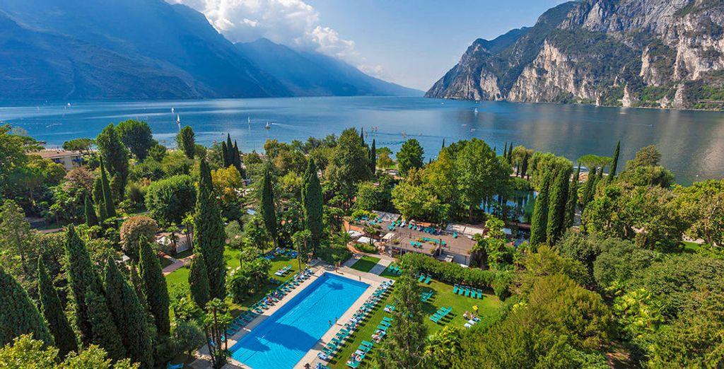 Discover the beauty of Lake Garda