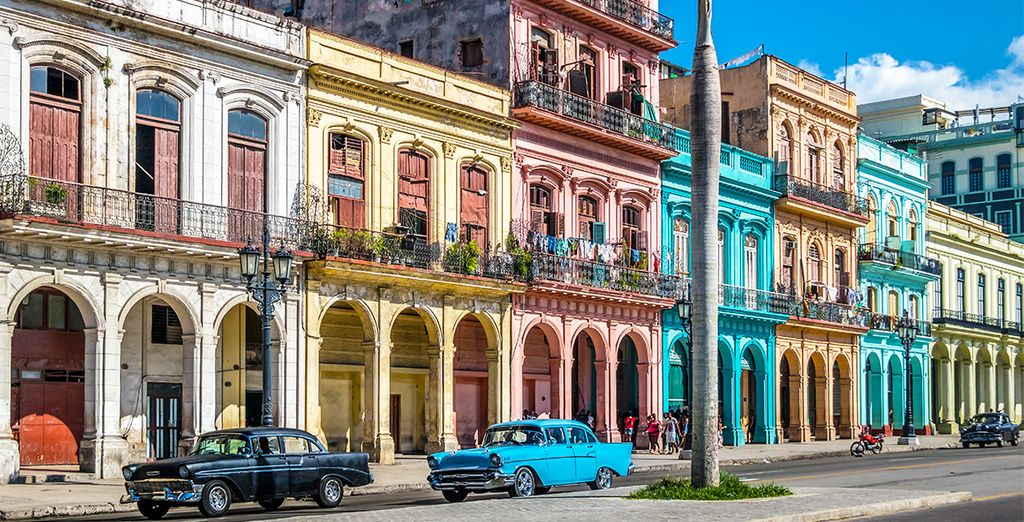 Discover an intriguing and colourful country...