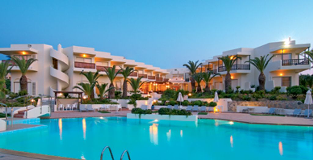 - Santa Marina Beach**** - Crete - Greece Crete