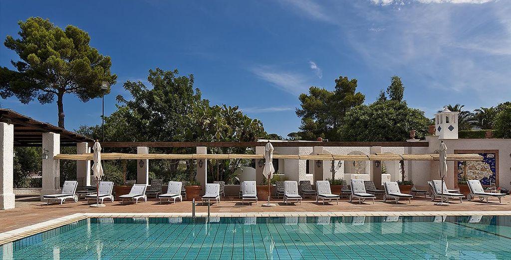Welcome to the Garden & Villas Resort