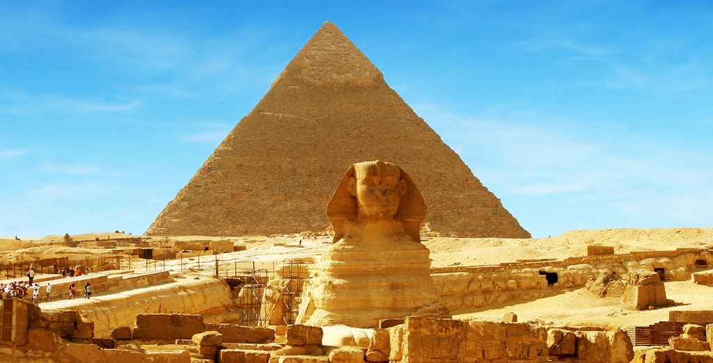 Discover Egypt's history during a solo tour