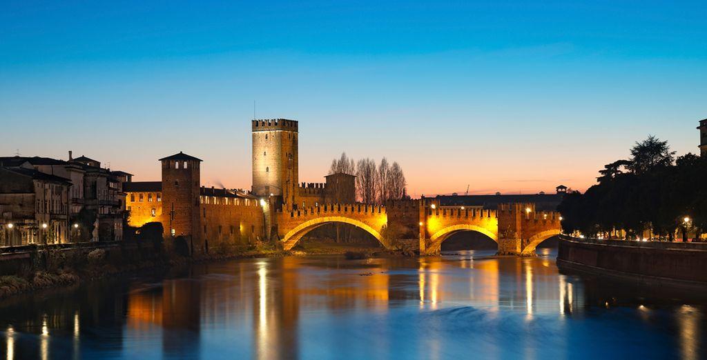 Visit charming Verona