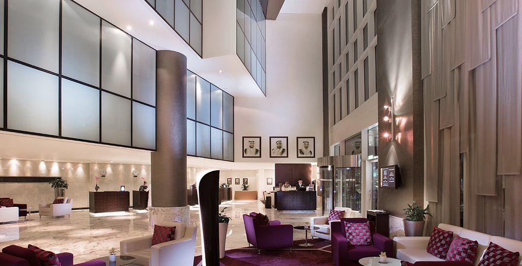 Enjoy the 5* luxury of Grand Millennium Al Wahda - Grand Millennium Al Wahda 5* Abu Dhabi