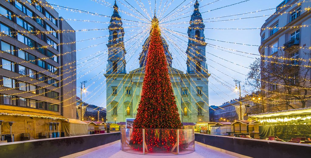 Visit Budapest in the most magical time of the year