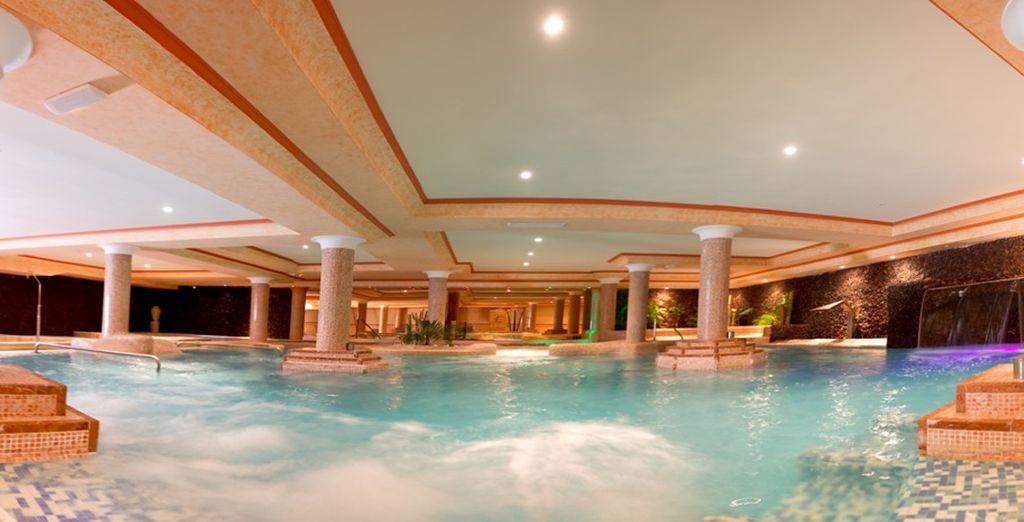Vital Suites Gran Canaria 4* - hotel spa in Gran Canaria