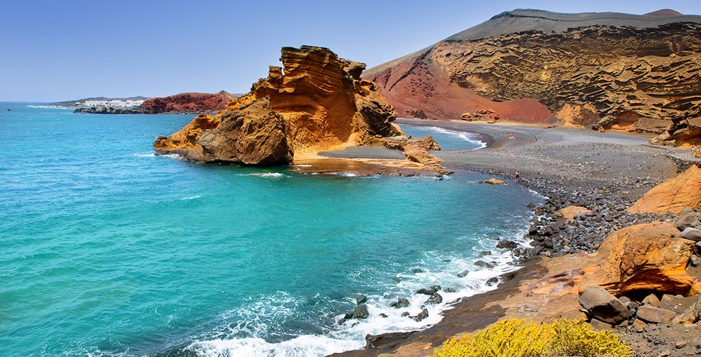 Lanzarote is a paradise