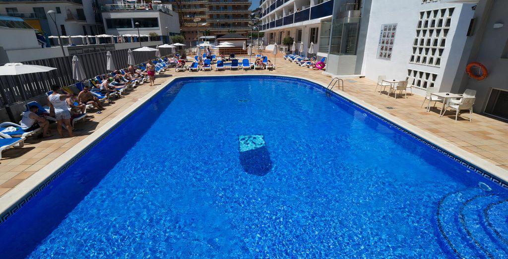 Hotel Riviera 4* Santa Susanna