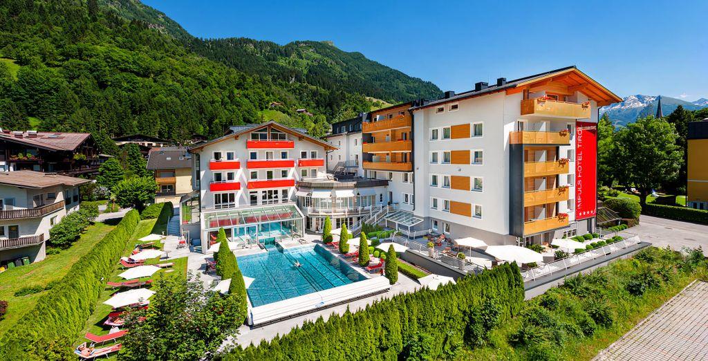 Impuls Hotel Tirol 4*Superior