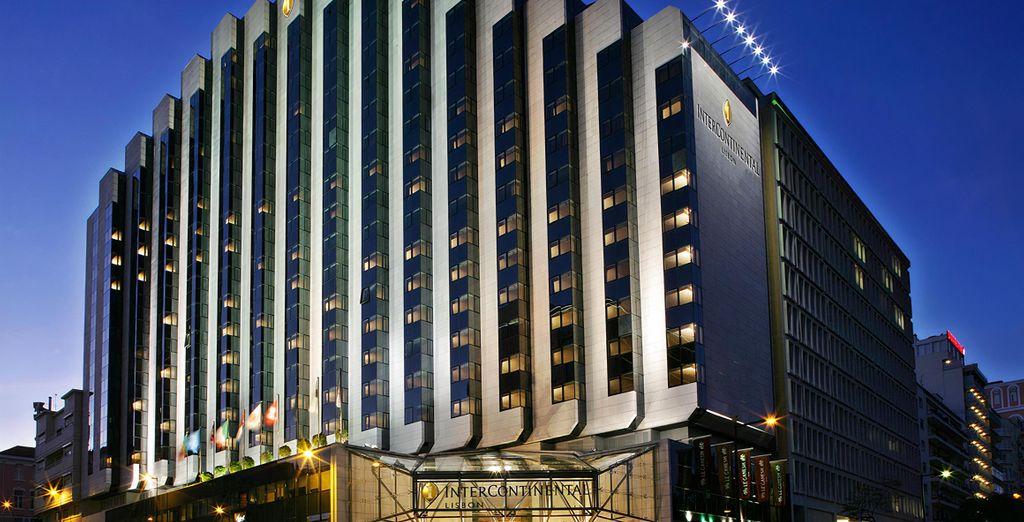 Hotel Intercontinental Lissabon 5*