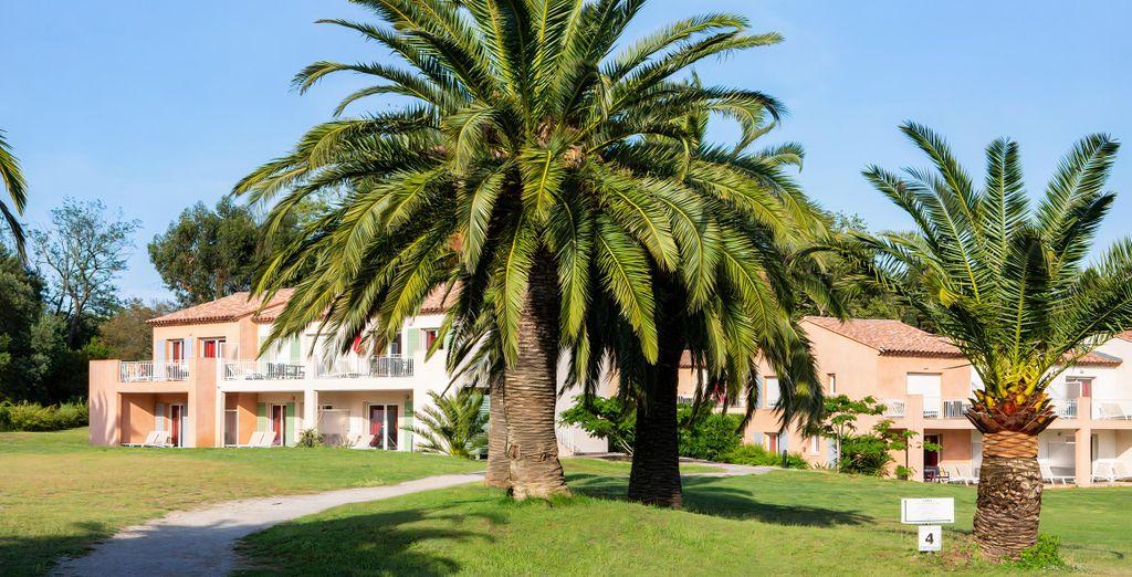 Sowell Résidences Les Perles de Saint-Tropez