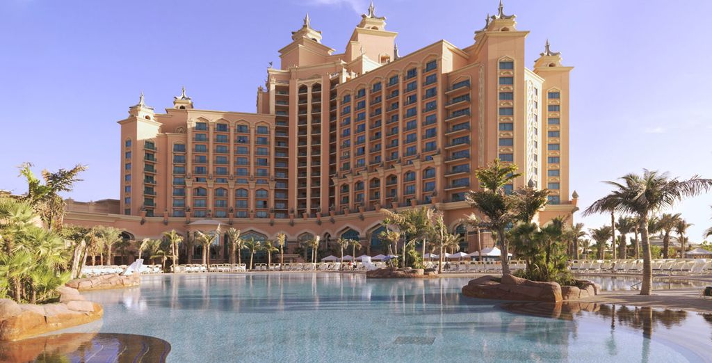 Hôtel Atlantis The Palm 5*