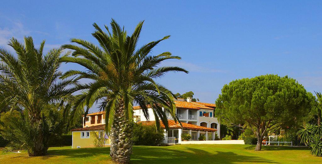 SOWELL HOTELS Saint Tropez 4*