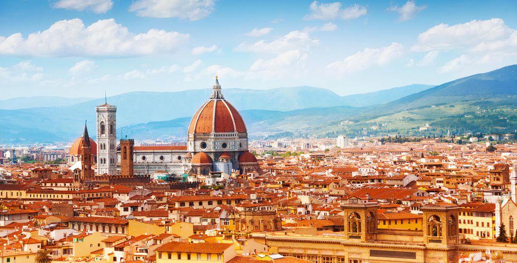 Hôtel Glance Florence 4*