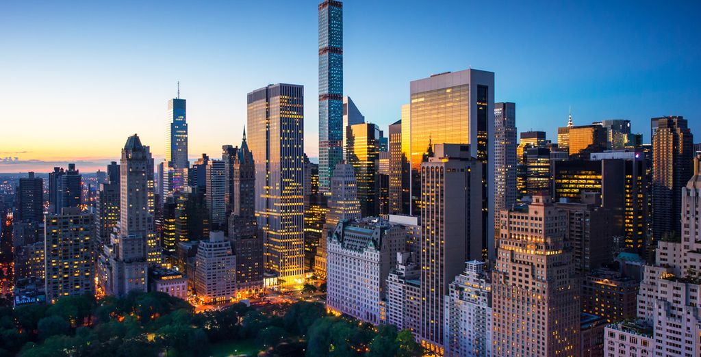 Hôtel Doubletree By Hilton New York Times Square West 4*