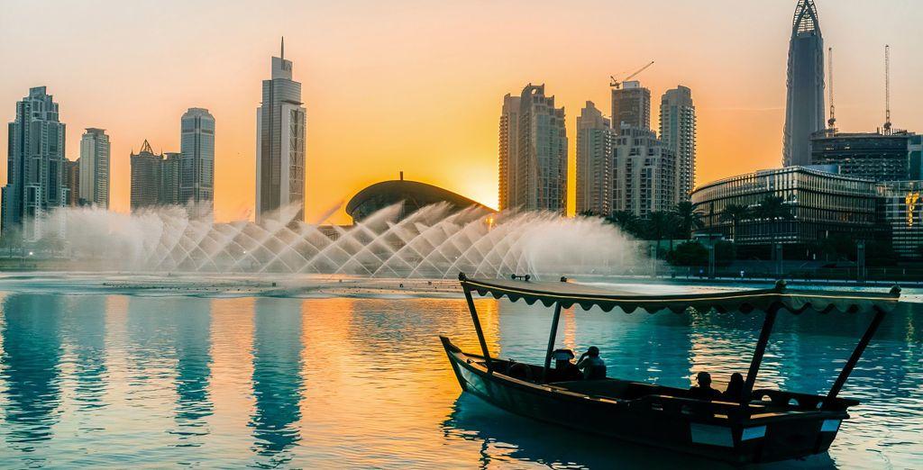 Hôtel Address Dubai Marina 5*