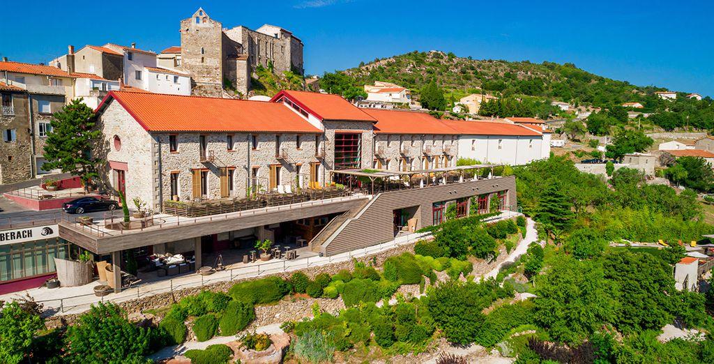 Domaine Riberach 4* - Hôtels Collioure et ses environs