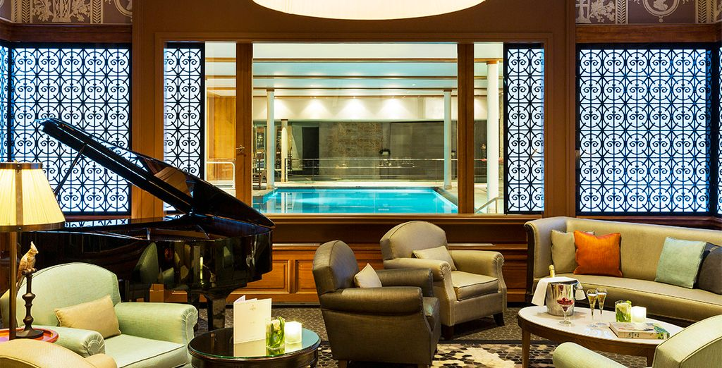 Hôtel Barrière Le Royal 5*
