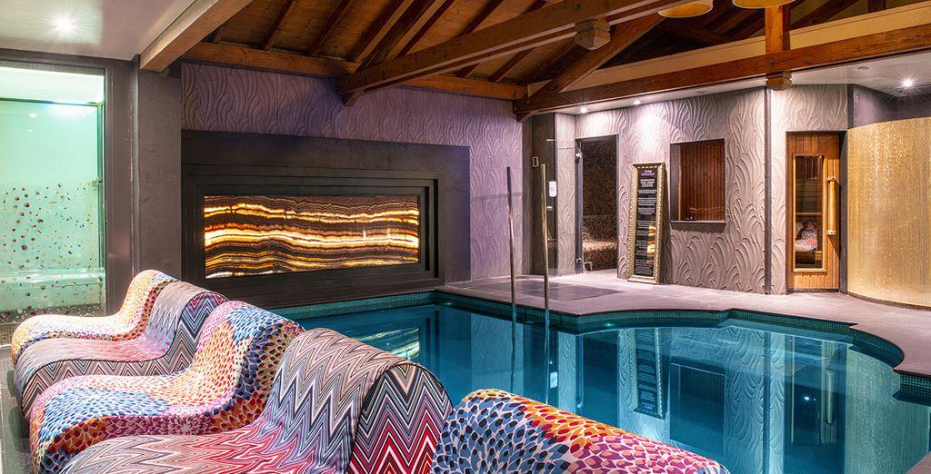 Hôtel Les Trésoms Lake & Spa 4*