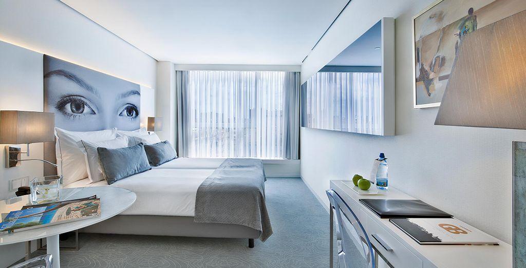 Hotel White Lisboa 4*