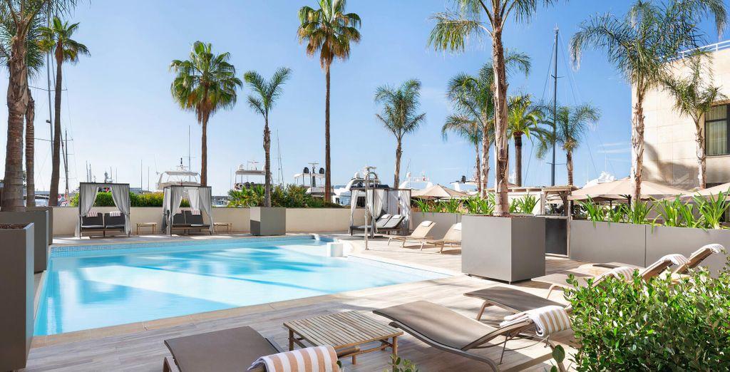 Hotel Riviera Marriott La Porte De Monaco 4*
